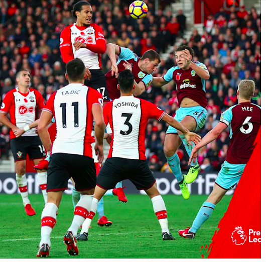 Southampton 0-1 Burnley