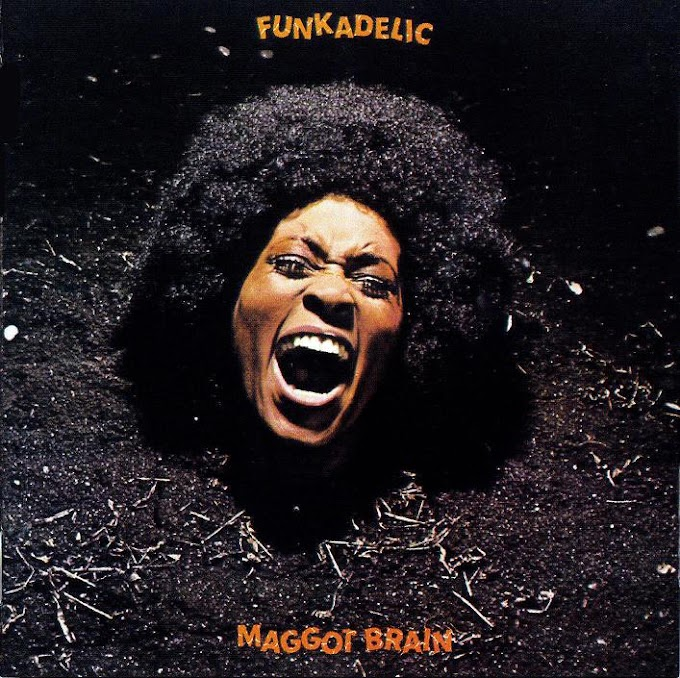 Funkadelic - Maggot Brain (1971, Funk Rock)