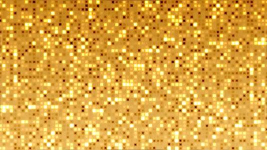 تحميل خلفية فيديو للمونتاج مؤثرات التموجات الذهبيه المتحركه بدقة HD. Gold Ripples FREE Motion Background Loop HD
