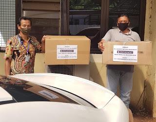 PT Sansico Natura Resources (Indonesia), Serahkan Bantuan CSR Kepada Alumni Akabri 89