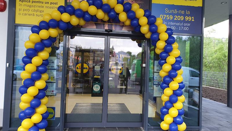 Magazinul LIDL Vatra Dornei a fost inaugurat astăzi