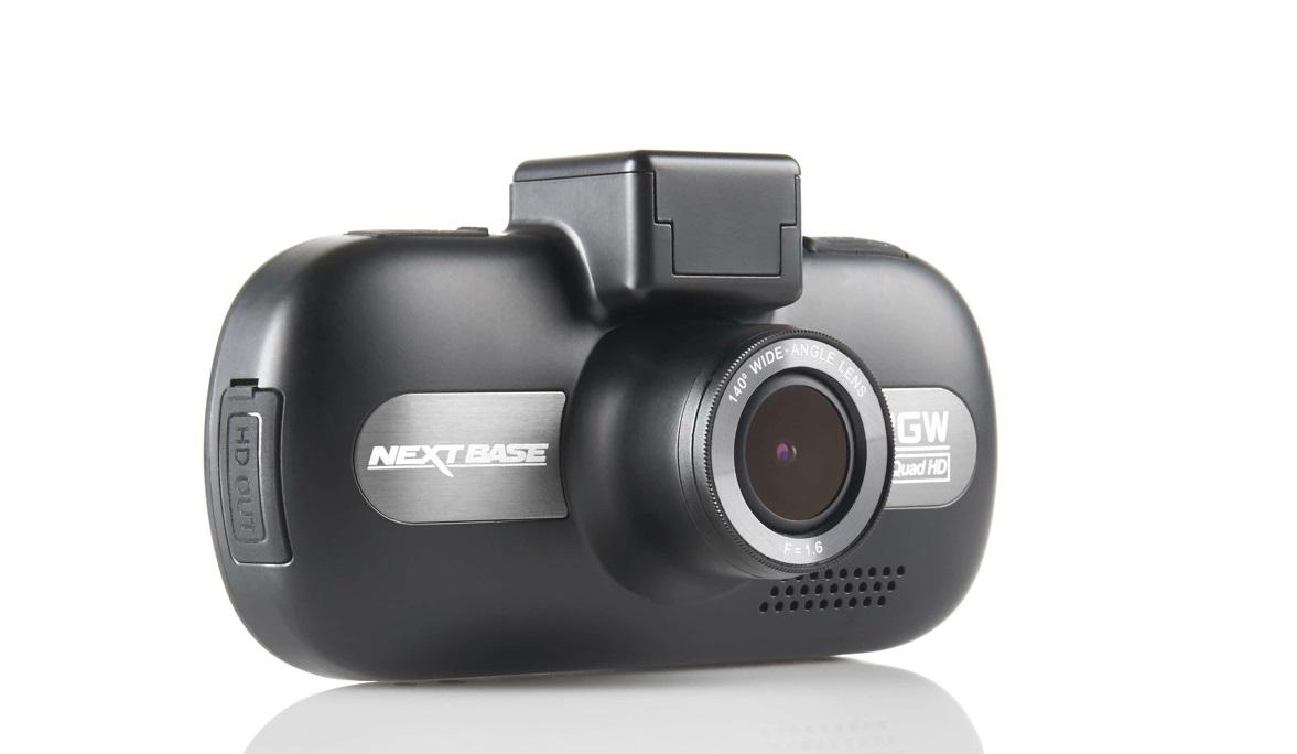 Review Nextbase 512gw Dash Cam The Test Pit