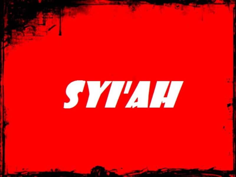 Tiga Golongan Puak Syiah