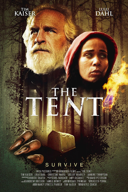 the tent movie poster