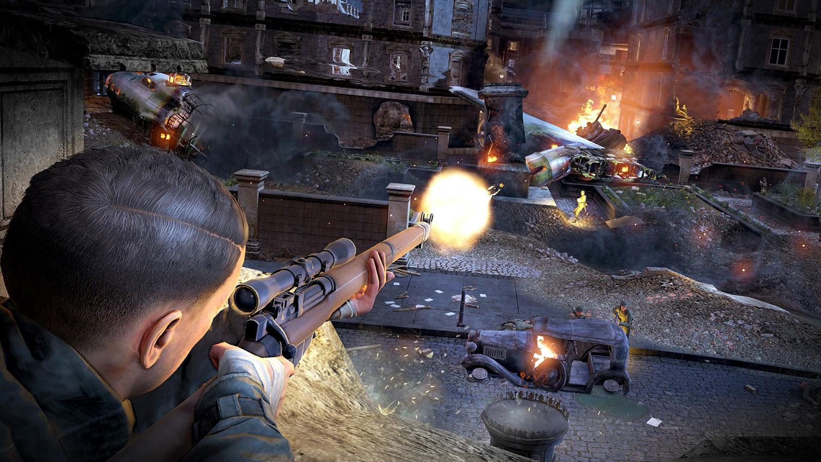 Sniper Elite V2 Remastered PC ESPAÑOL (CODEX) 6
