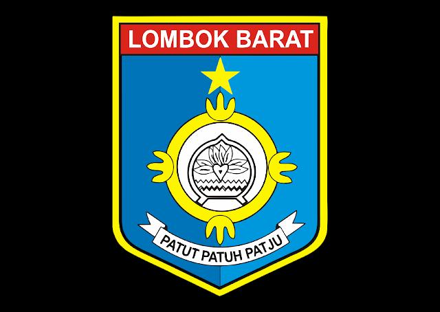 Logo Kabupaten Lombok Barat Vector