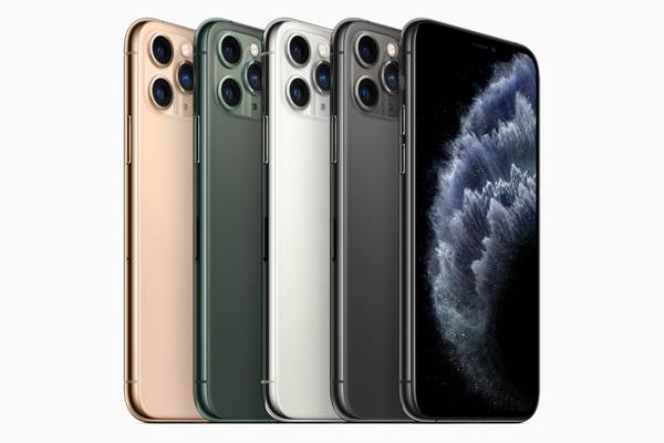 براءة اختراع من شركة أبل تكشف عن ميزة جديدة في هواتف آيفون 2020