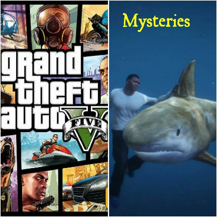 Top 5 mysteries you still don't know in GTA 5