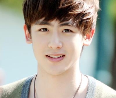 Nichkhun – 2PM's Artis Korea paling tampan
