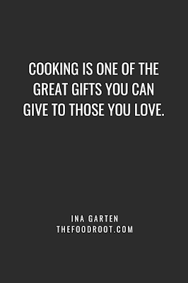 Cooking is one of the great gifts you can give to those you love.
