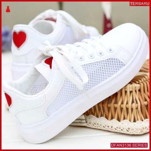 DFAN3136S60 Sepatu Td31 Sepatu Jaring Wanita Import Sneakers BMGShop