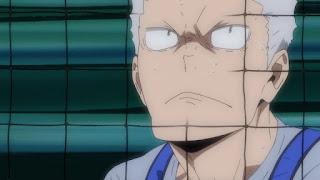 Hellominju.com : ハイキュー!! アニメ 4期 伊達工業高校 ミドルブロッカー『青根高伸 (CV: 松川央樹)    Aone Takanobu   Haikyū!! DATE TECH   Hello Anime !