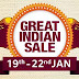 (Last Day) Amazon Great Indian Sale (19th – 22nd Jan 2020)