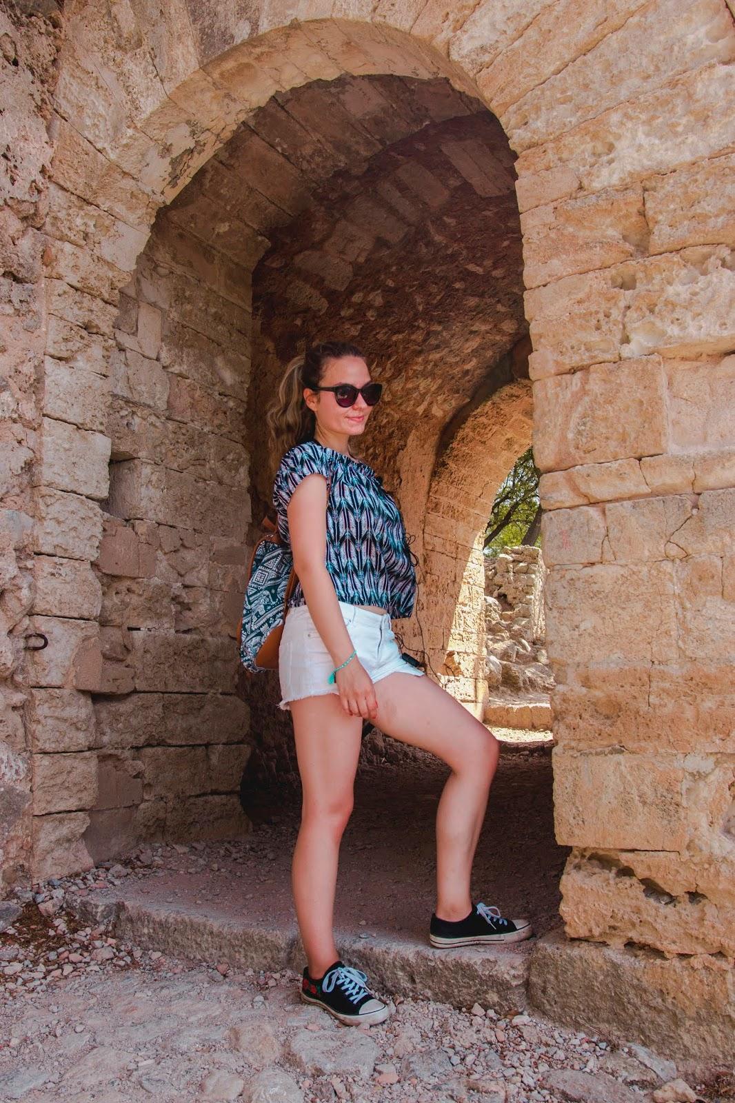 Castell de Alaro, ruiny zamku na Majorce