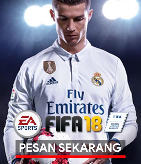 [JUAL] FIFA 18 PC Original Murah Meriah