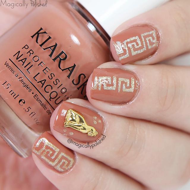 Magically Polished Nail Art Blog Kiara Sky Nail Polishes