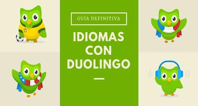 como aprender ingles con duolingo
