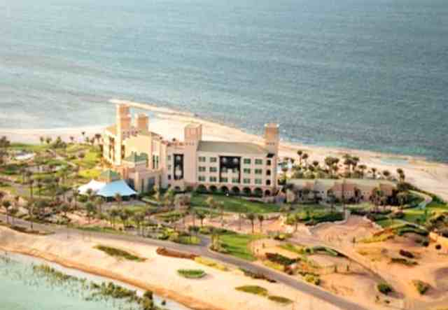 فنادق جزيرة دلما أبوظبي