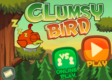 Clumsy Bird APP / APK Download,笨拙小鳥 遊戲下載,Android 版