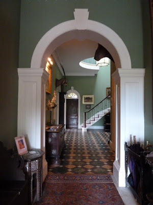 Entrance Hall Burton Court