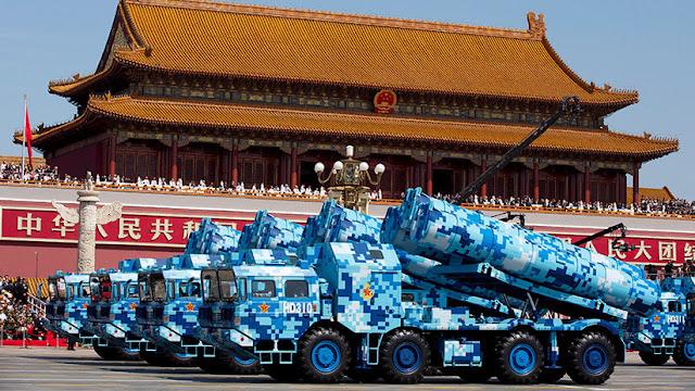 ¿Se prepara Estados Unidos para una guerra nuclear con China?