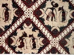Contoh Gambar Motif Batik Nusantara