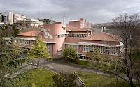 Ankara'daki Refik Saydam Hıfzıssıhha Enstitüsü binası