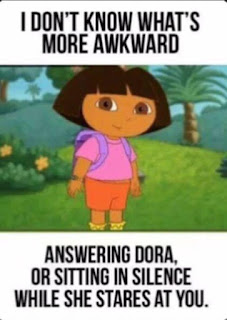 Dora the Explorer Memes
