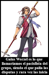 Gaius Worzel Trails of Cold Steel