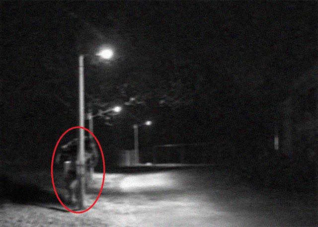 Una cámara de seguridad cercana captó al atacante de Corvin