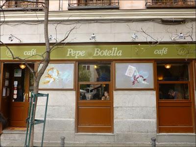 Café Pepe Botella