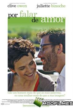 Capa do Filme Por Falar De Amor