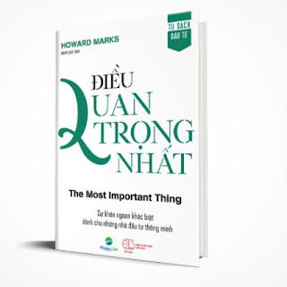 Điều Quan Trọng Nhất – The Most Important Thing  ebook PDF EPUB AWZ3 PRC MOBI