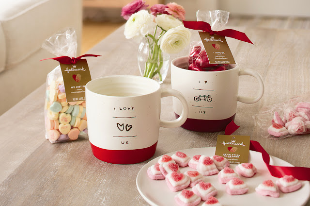 Hallmark Canada Oversized Mugs - Valentines - #LoveHallmarkCA