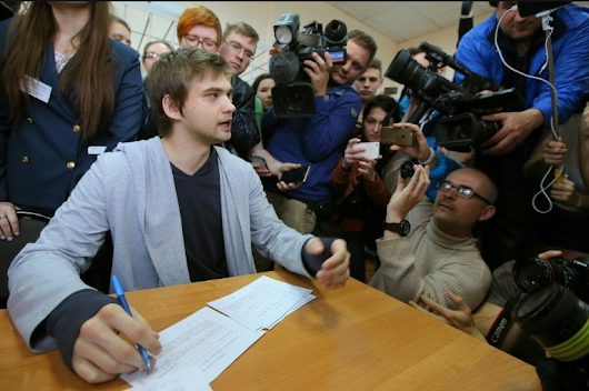 Russian blogger convicted for chasing Pokemons in Church