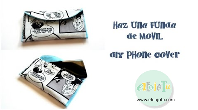 funda movil diy