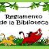 REGLAMENTO DE LA BIBLIOTECA, TEMÁTICA EL REY LEÓN.