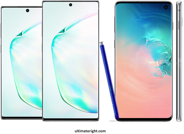 Samsung-Galaxy-Note-10-vs-Samsung-Galaxy-S10