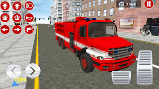Real Fire Truck Driving Simulation : Fire Fighting - APK Free Download | Truck Wala Game