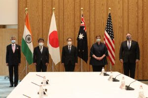 Quad Foreign Ministers Meet