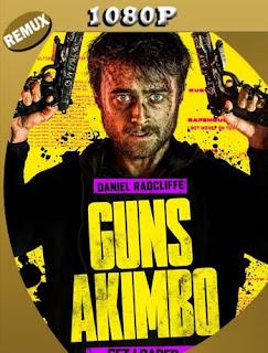 Manos A Las Armas (Guns Akimbo) (2019) REMUX [1080p] Latino [GoogleDrive] SilvestreHD