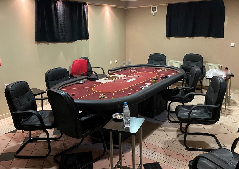 Κομοτηνή: Έστησαν παράνομο καζίνο στο υπόγειο – Βροχή τα πρόστιμα [ΦΩΤΟ]