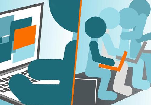 e-learning językowy, nauka języków online