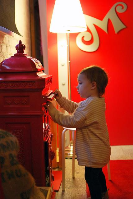 Z wizytą u Świętego Mikołaja w Wielkiej Fabryce Elfów