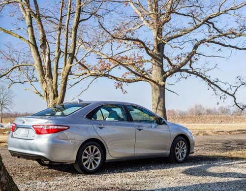 toyota camry 2015 7 -  - Đánh giá Toyota Camry 2015 phiên bản ra mắt thị trường Mỹ
