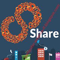 Kerja online gratis, Cara menghasilkan uang tambahan dari internet : 8share