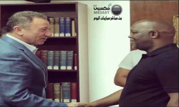 محمود الخطيب وموسيماني