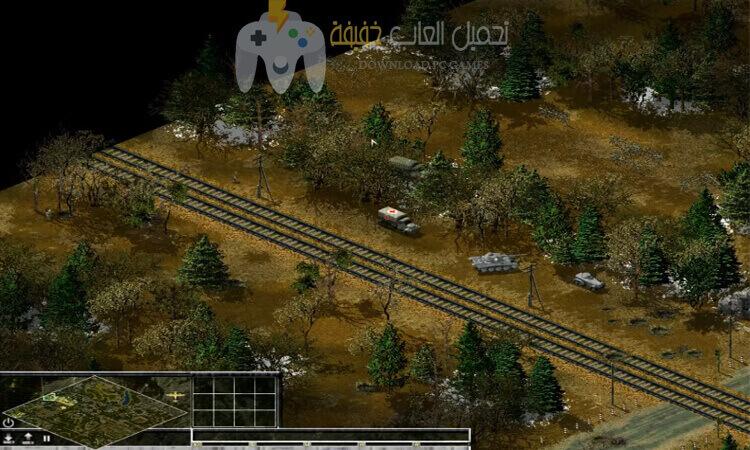 تحميل لعبة الحرب العالمية الثانية 2 Sudden Strike للكمبيوتر