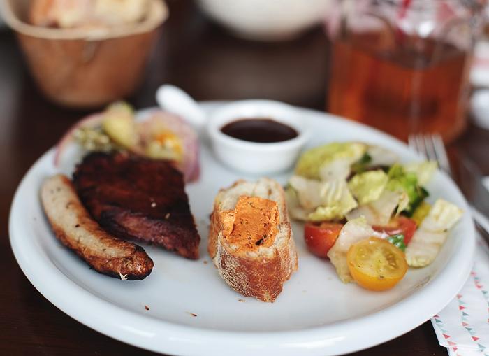 Grillbox Kochzauber Grillfest Rezept Salat Grillbutter