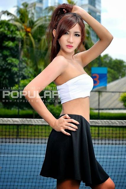 Model Popular Ria Bebong